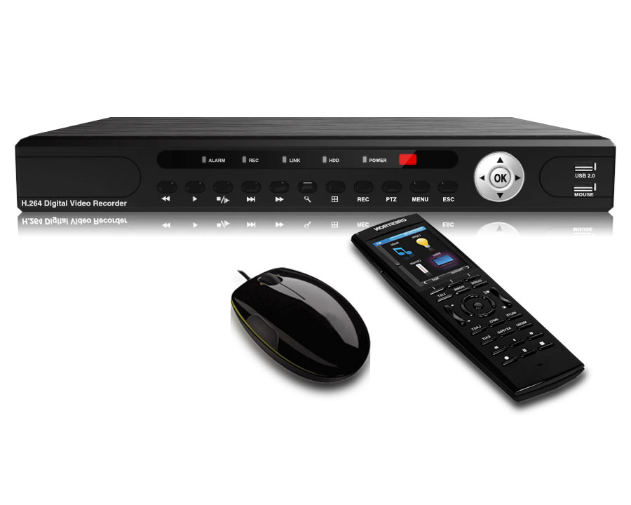 H.264 16 Channel DVR