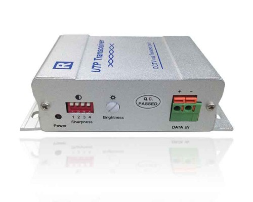 1 channel active video transmitter