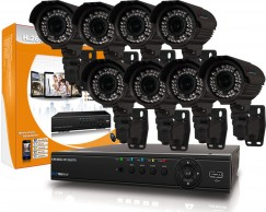 outdoor cctv package