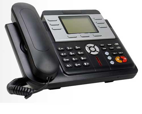 multi-line IP phone