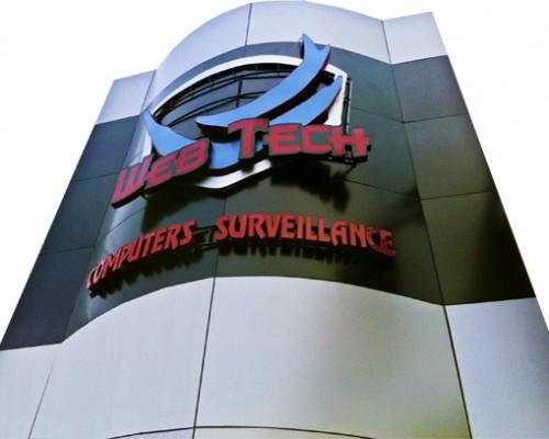 Web Technology CCTV Main Office