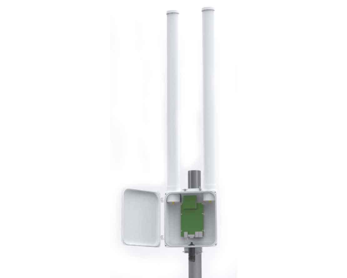 Omnidirectional Antenna SNR-2400Q11AM-DP 2.4 Ghz