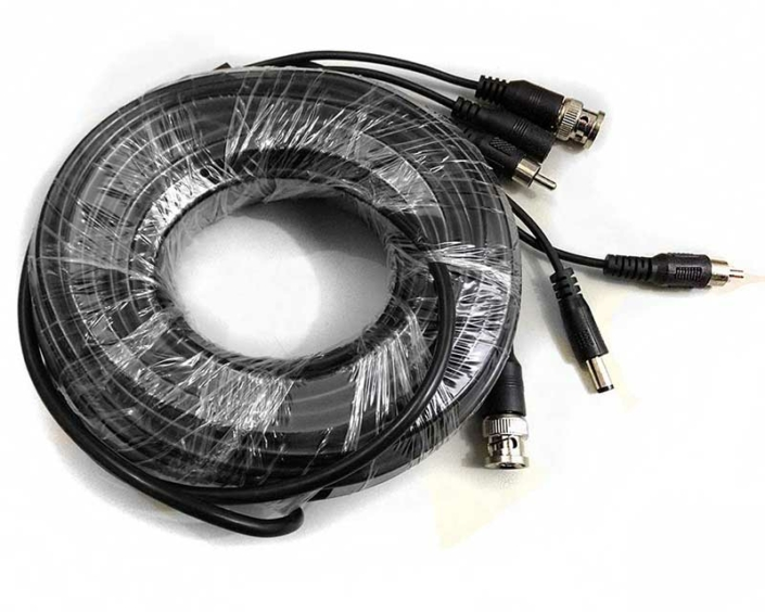 20 Meters CCTV Siamese Cables