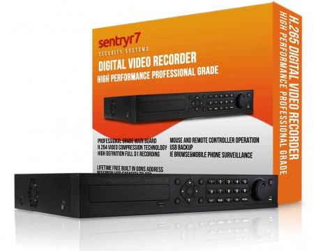 24 Channel DVR