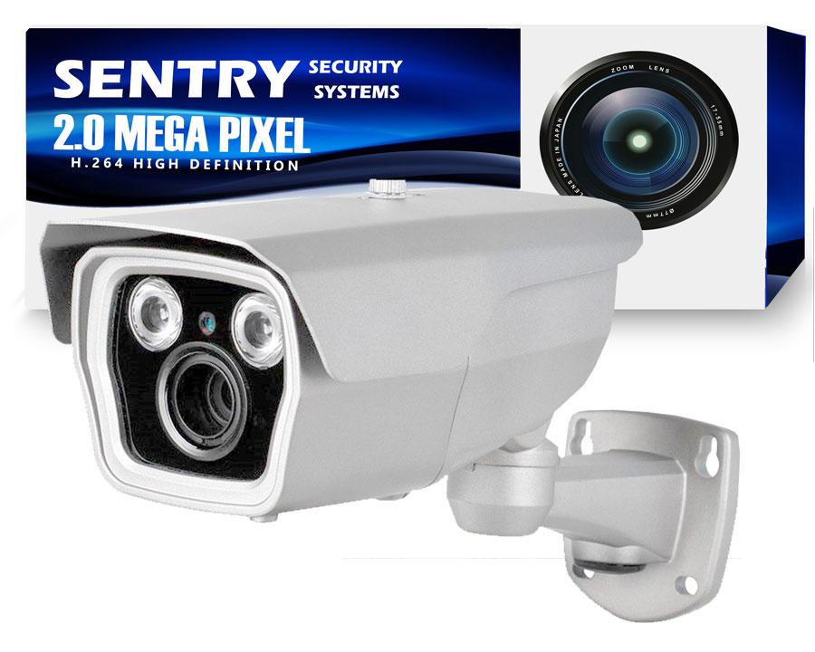 Megapixel Outdoor Zoom Ip Camera