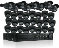 Sentry Enterprise 32 Channel CCTV Package 4