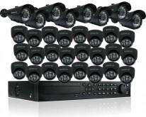 Sentry Enterprise 32 Channel CCTV Package 4