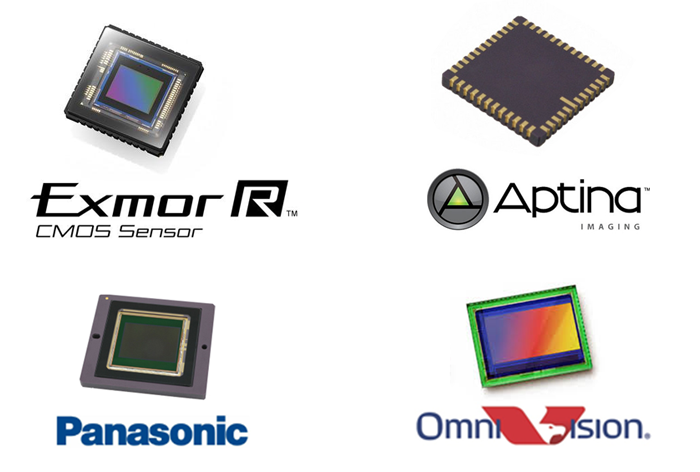 Multi-Sensors Support: SONY Exmor, Panasonic, Aptina, OVT