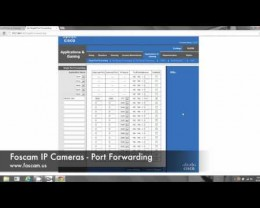 Port Forward Foscam Ip Camera PC Guide