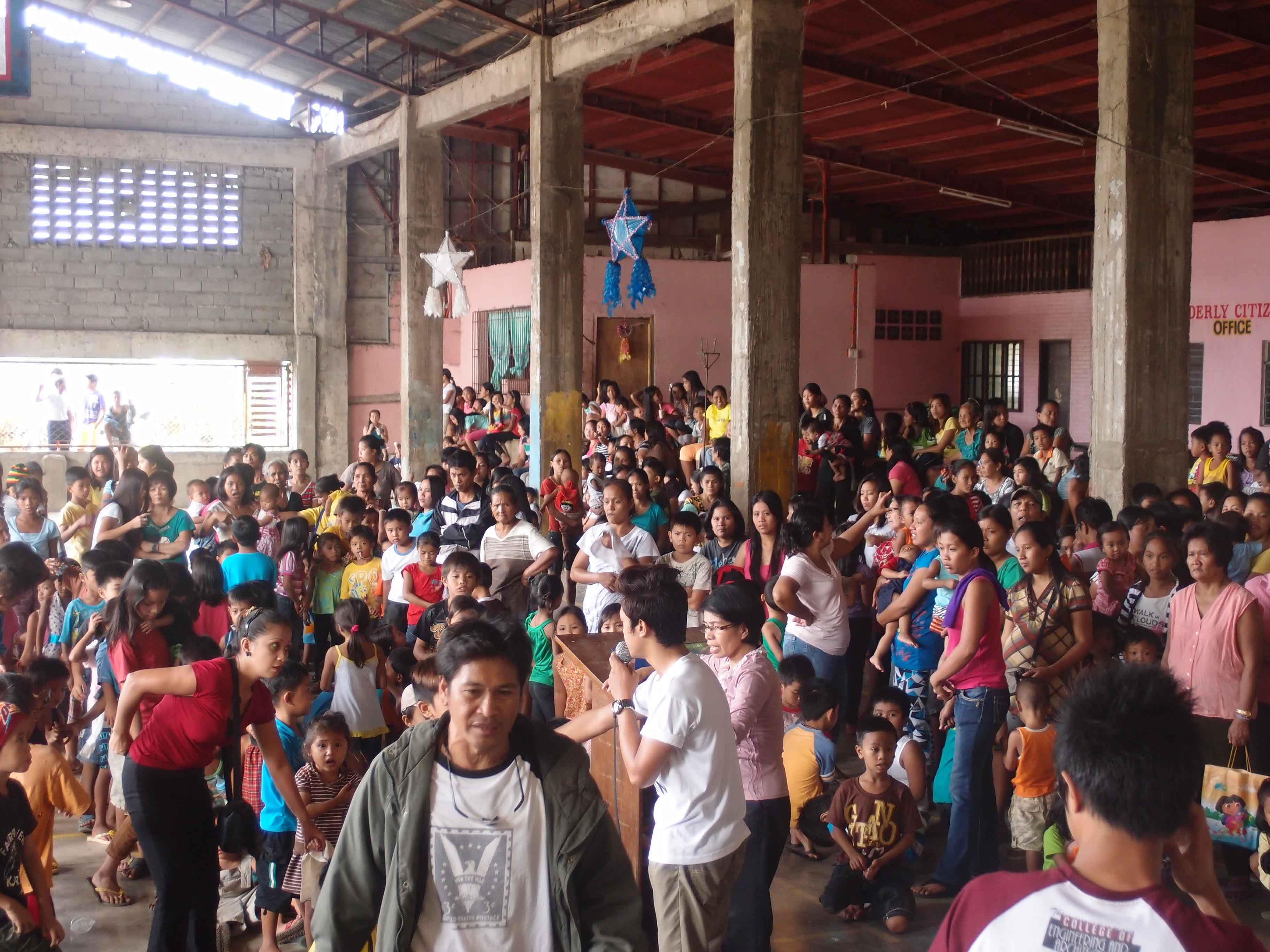 Christmas outreach program