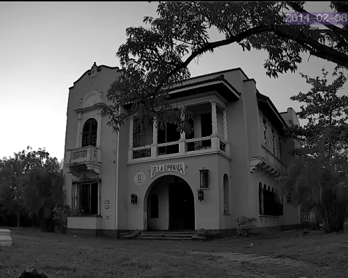 CCTV Monitored Haunted House