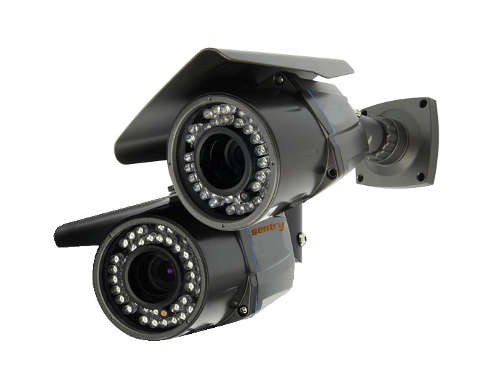 Weatherproof IR CCTV Camera