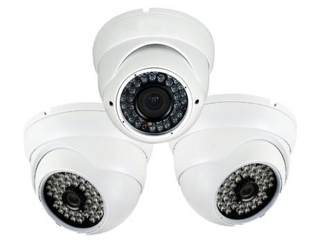 Vandal-resistant CCTV