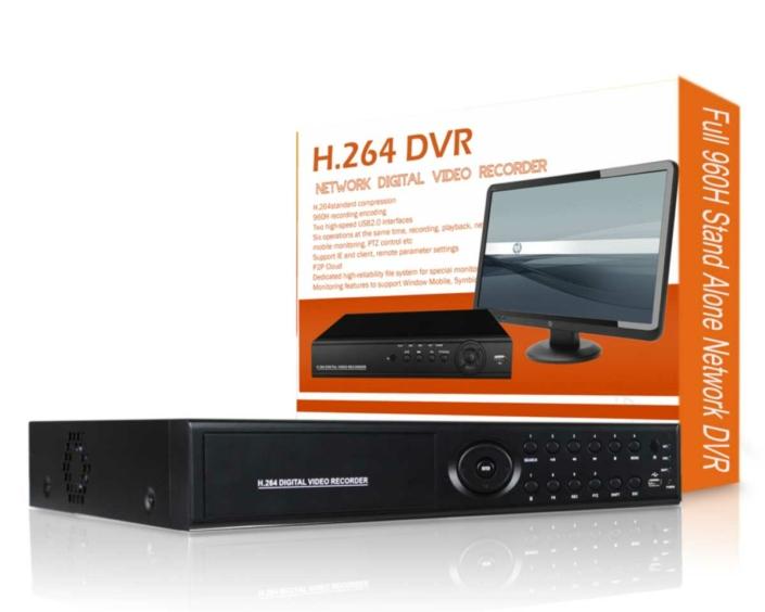 960H DVR 8 Channel EN-5108