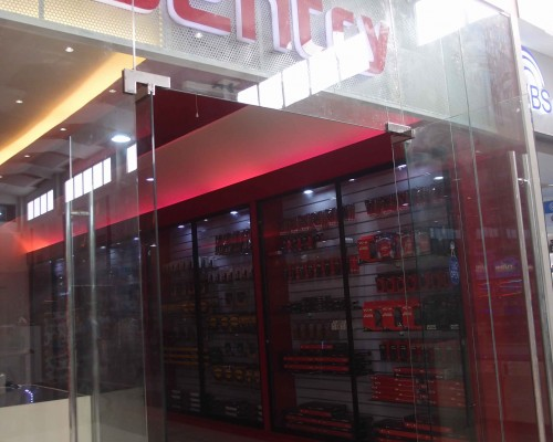 Web Technology's Sentry Electronics retail store at Robinsons Place Santiago City.