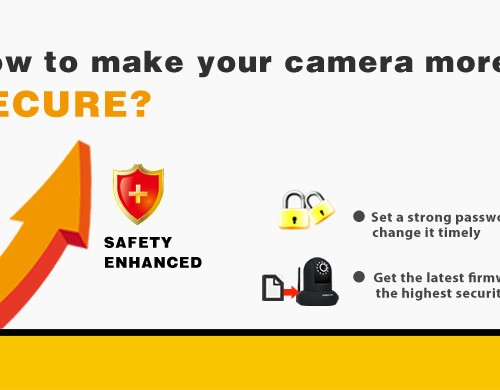 Foscam Camera Security Tips