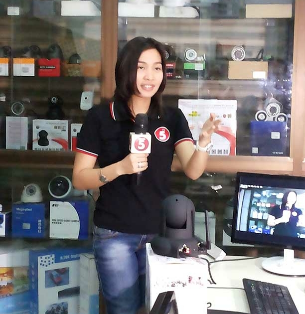 TV5 News correspondent