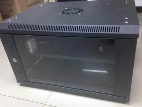6U NB106 Wall Mount Network Cabinet » Web Technology
