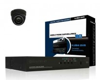 1 Channel D1 CCTV Package