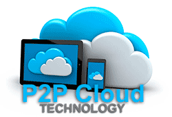 p2p cloud technology