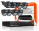 cctv camera bundle 2 outdoor 6 indoor