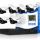 720p AHD CCTV Camera Package
