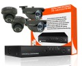 700 tvl indoor outdoor cctv camera package