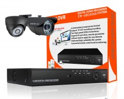 600 tvl camera package