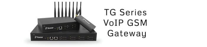 TG Series VoIP GSM Gateway