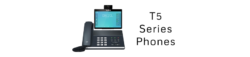 T5 Series Phones
