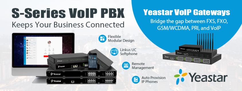 S Series IP PBX